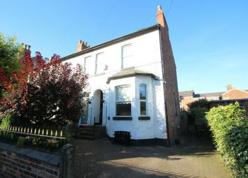 3 bed end terrace house for sale in Grosvenor Square, Sale M33