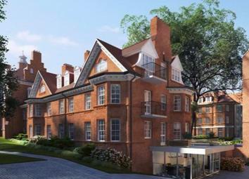 Thumbnail 2 bedroom flat for sale in Hampstead Manor, Kidderpore Avenue, Hampstead, London