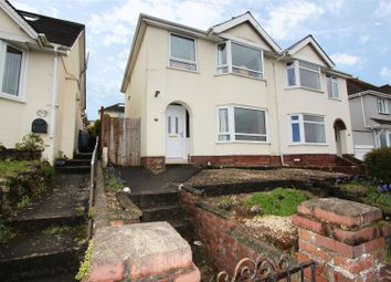 Thumbnail 3 bed semi-detached house for sale in Berry Avenue, Paignton