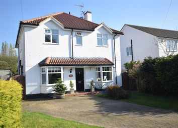 Thumbnail 4 bedroom detached house for sale in Links Road, Ashtead
