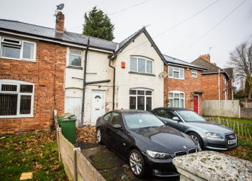 Thumbnail 3 bedroom terraced house for sale in Kent St, Walsall