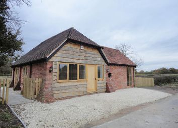 Thumbnail 2 bedroom barn conversion to rent in Old Kineton Lane, Hockley Heath, Solihull