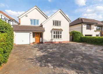 Thumbnail 4 bed detached house for sale in Wellesley Avenue, Richings Park, Buckinghamshire