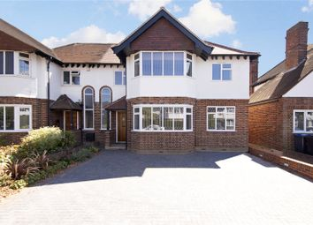 Thumbnail 5 bed semi-detached house to rent in Overdale Avenue, New Malden
