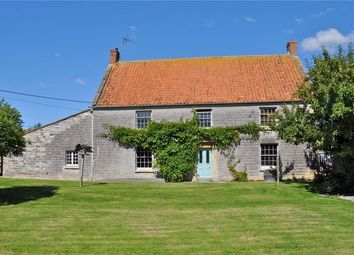 Thumbnail 6 bedroom farmhouse for sale in Lower Godney, Wells