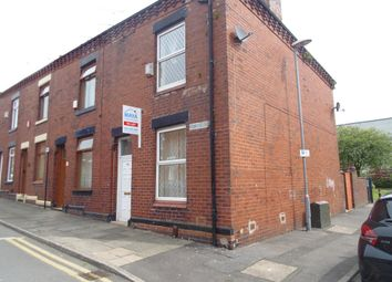 Thumbnail 2 bed end terrace house to rent in Forest Street, Oldham