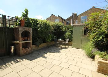 Thumbnail 4 bed terraced house to rent in Dunston Road, London