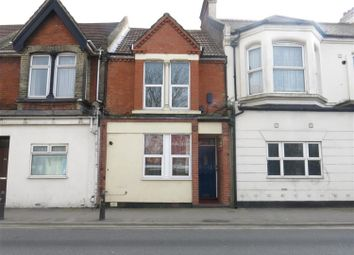 Thumbnail 3 bed flat for sale in Balmoral Road, Gillingham