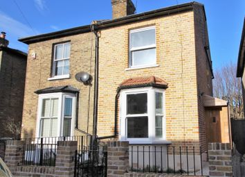 Thumbnail 4 bed semi-detached house for sale in Maynard Road, Walthamstow