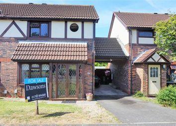 Thumbnail 2 bed semi-detached house for sale in Llys Gwyn Faen, Swansea