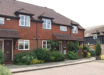Thumbnail 3 bed terraced house to rent in Barncroft, Farnham