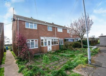 Thumbnail 3 bed end terrace house for sale in Birch Close, Rampton, Retford