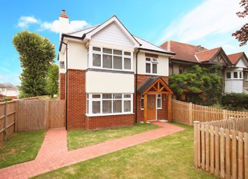 Thumbnail 4 bedroom detached house for sale in Swanmore Road, Boscombe East