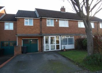 Thumbnail 4 bed semi-detached house for sale in Naughton Close, Selly Oak, Birmingham, West Mindlands