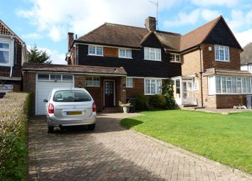 Thumbnail 3 bedroom semi-detached house for sale in Cotswold Way, Enfield