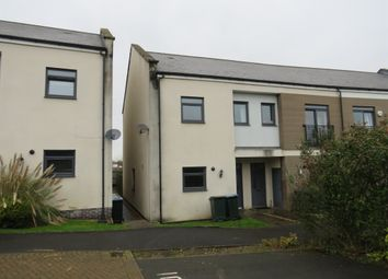 Thumbnail 4 bedroom end terrace house for sale in Paladine Way, Coventry