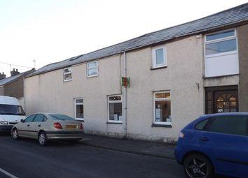 Thumbnail End terrace house for sale in Glaslyn Street, Porthmadog, Gwynedd