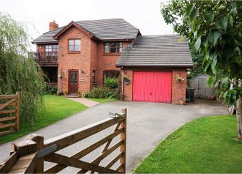 Thumbnail 5 bed detached house for sale in Dolybont, Rhayader