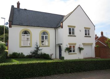 Thumbnail 4 bed detached house for sale in Devonshire Rise, Tiverton