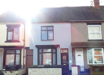 Thumbnail 1 bed property to rent in Tomkinson Road, Nuneaton