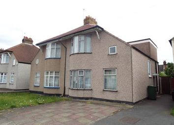 Thumbnail 4 bedroom semi-detached house for sale in Clifton Road, Welling