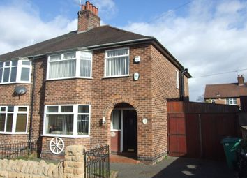 Thumbnail 3 bedroom semi-detached house to rent in Walker Street, Sneinton, Nottingham