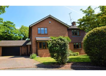 Thumbnail 4 bed detached house for sale in Leighton Park, Neston