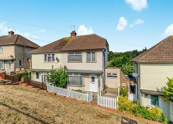 Thumbnail 3 bed semi-detached house to rent in Windward Road, Rochester
