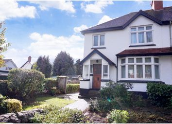 Thumbnail 3 bed semi-detached house for sale in Paganel Road, Minehead