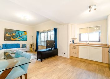 Thumbnail 1 bed flat for sale in Free Trade Wharf, Wapping