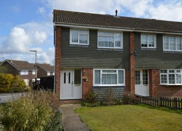 Thumbnail 3 bed semi-detached house to rent in James Copse Road, Waterlooville