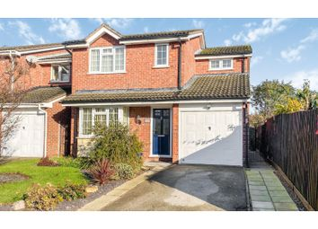 3 bed detached house for sale in Sedgemere Avenue, Crewe CW1