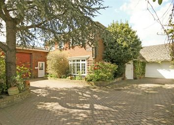 Thumbnail 4 bed detached house for sale in Crow Lane, Crow, Ringwood, Hampshire