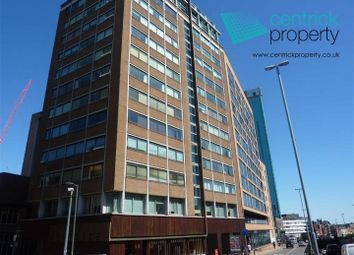 Thumbnail 2 bed flat for sale in Westside One, 22 Suffolk Street Queensway, Birmingham