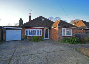 Thumbnail 3 bed detached bungalow for sale in Hamesmoor Way, Mytchett, Camberley, Surrey