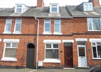 Thumbnail 2 bed terraced house to rent in Tenter Street, Atherstone