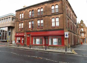 Thumbnail 1 bed flat to rent in John Finnie Street, Kilmarnock