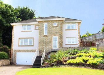 Thumbnail 4 bed detached house for sale in Station Road, Langbank, Port Glasgow, Renfrewshire