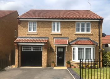 Thumbnail 4 bed detached house for sale in Nightingale Road, Guisborough