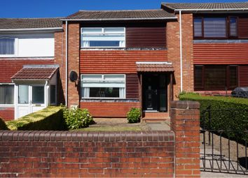 Thumbnail 2 bed terraced house for sale in Glenashdale Way, Paisley