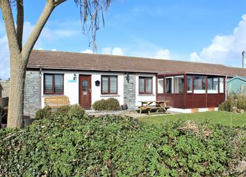 Thumbnail 3 bed terraced bungalow for sale in Sennen, Penzance