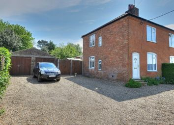 Thumbnail 3 bed semi-detached house for sale in Lancaster Estate, Norwich