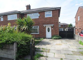 3 bed terraced house for sale in Poplars Avenue, Orford, Warrington WA2