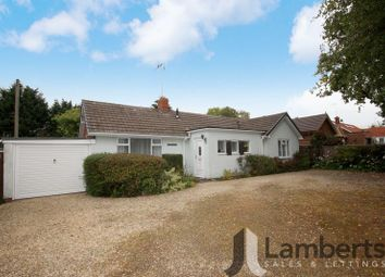 Thumbnail 2 bed detached bungalow for sale in Haye Lane, Mappleborough Green, Studley