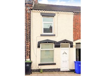 Thumbnail 2 bed terraced house for sale in St. Michaels Road, Stoke-On-Trent
