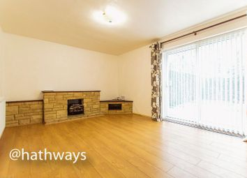 Thumbnail Terraced house for sale in West Roedin, Coed Eva, Cwmbran
