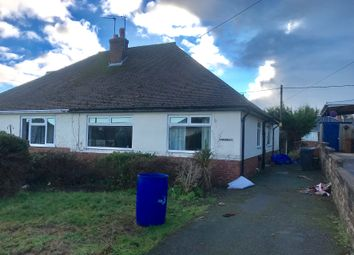 Thumbnail 3 bed semi-detached bungalow for sale in Sandy Lane, Bagillt