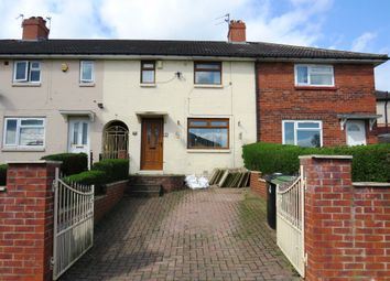 Thumbnail 3 bed terraced house for sale in Rookwood Crescent, Leeds