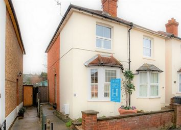 Thumbnail 2 bed semi-detached house for sale in New Cross Road, Guildford, Surrey