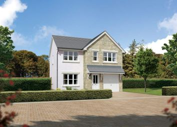 "Thumbnail 4 bedroom detached house for sale in ""Carlton"" at Cherrytree Gardens, Bishopton"